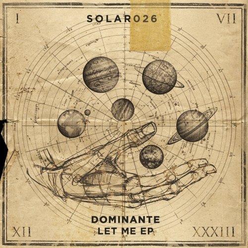Dominante - Let Me Ep 1 - fanzine