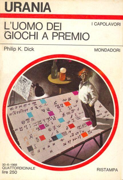L'uomo dei giochi a premio - Philip K. Dick 1 - fanzine