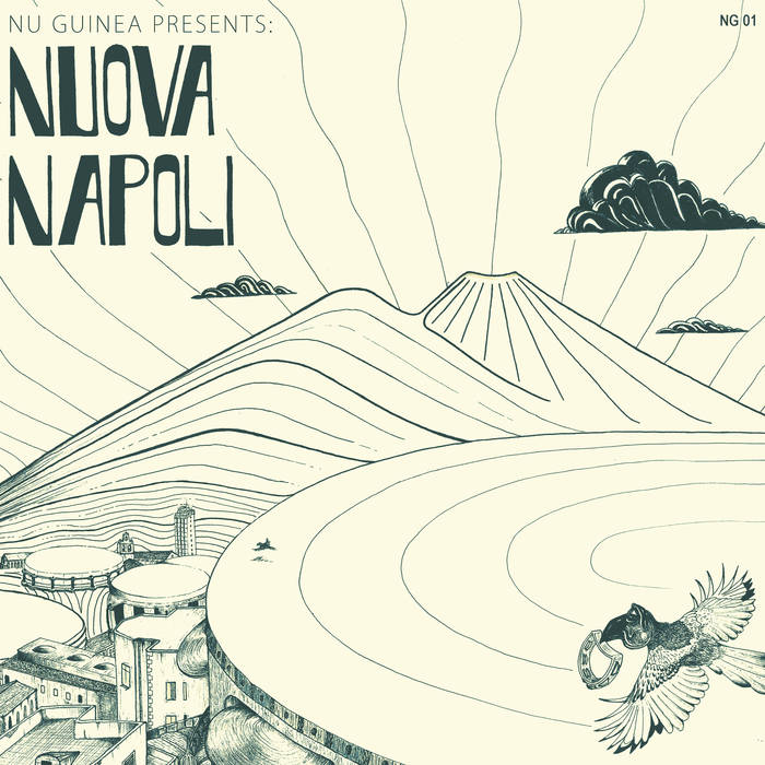 Nu Guinea - Nuova Napoli 1 - fanzine