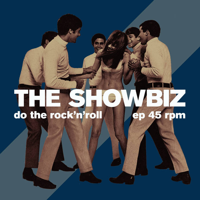 The Showbiz - Do The Rock'n'roll 1 - fanzine