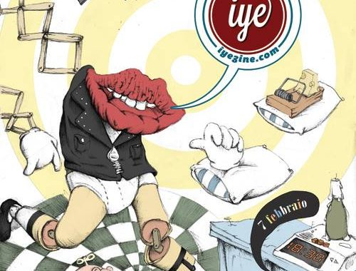 Festa dei 15 anni di In Your Eyes ezine 2 - fanzine