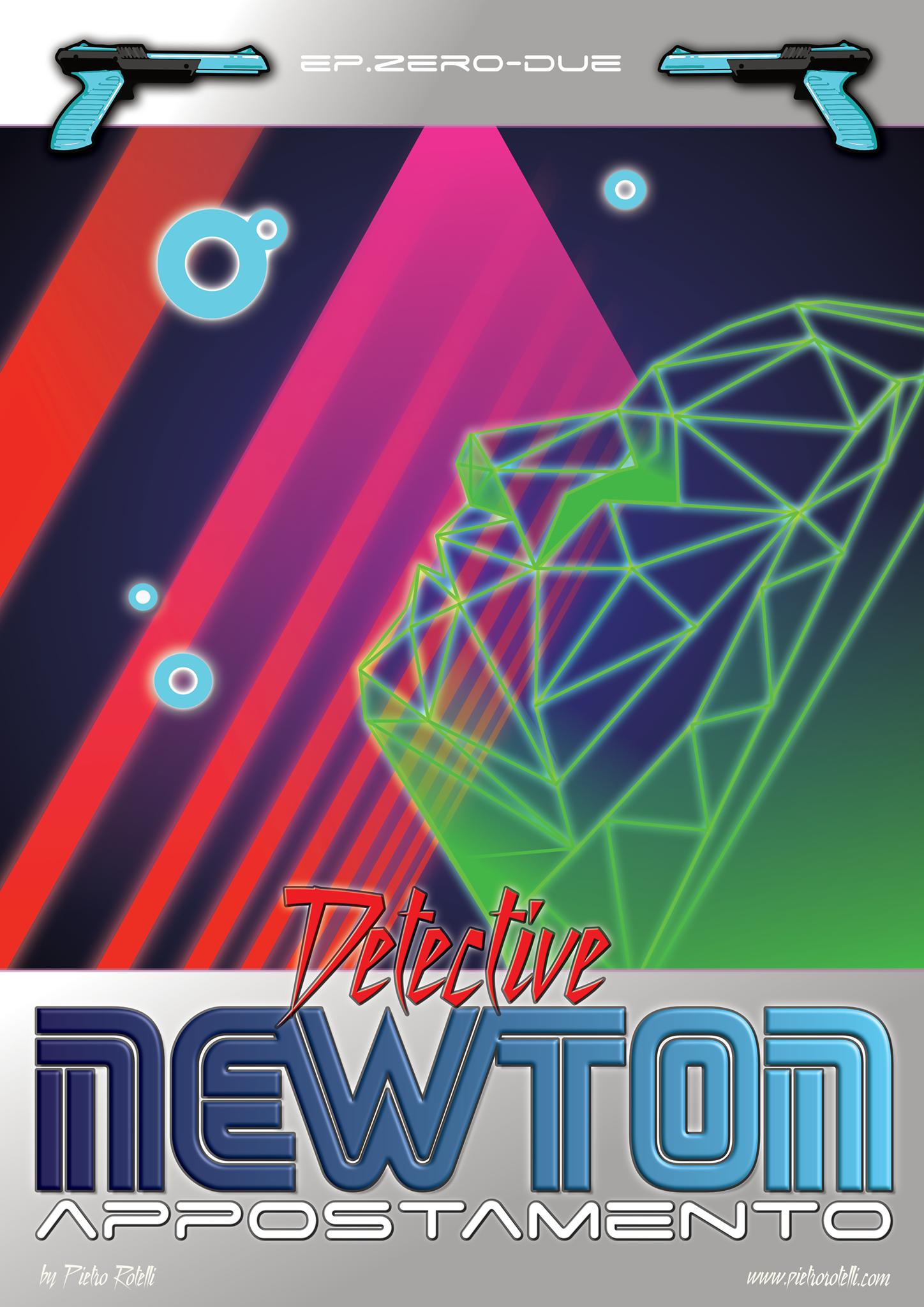 Appostamento (Un'avventura del Detective Newton – EP.02) 5 - fanzine
