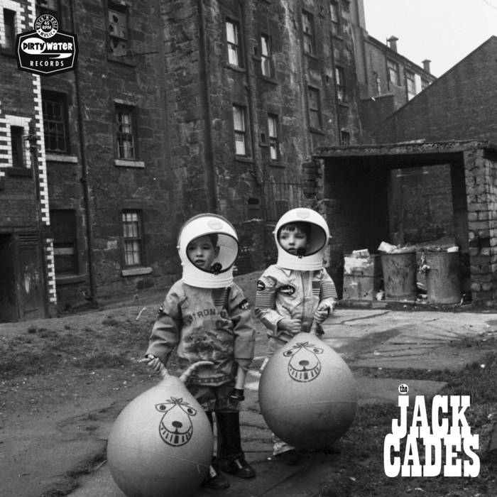 The Jack Cades - Music For Children 6 - fanzine