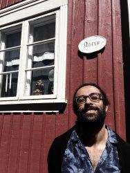 La Sistina di Rauma - intervista a Enrico Mazzone 2 - fanzine