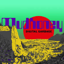 MUDHONEY - DIGITAL GARBAGE 1 - fanzine
