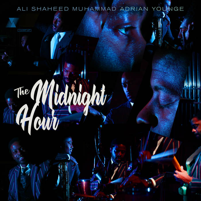 Ali Shadeed Muhammad and Adrian Younge - The Midnight Hour 1 Iyezine.com
