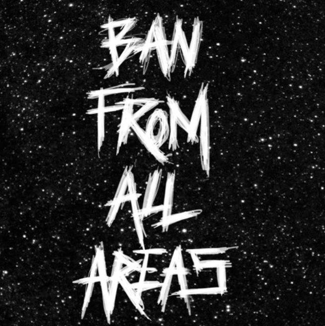 GiaGGIO - Ban from all areas 1 - fanzine
