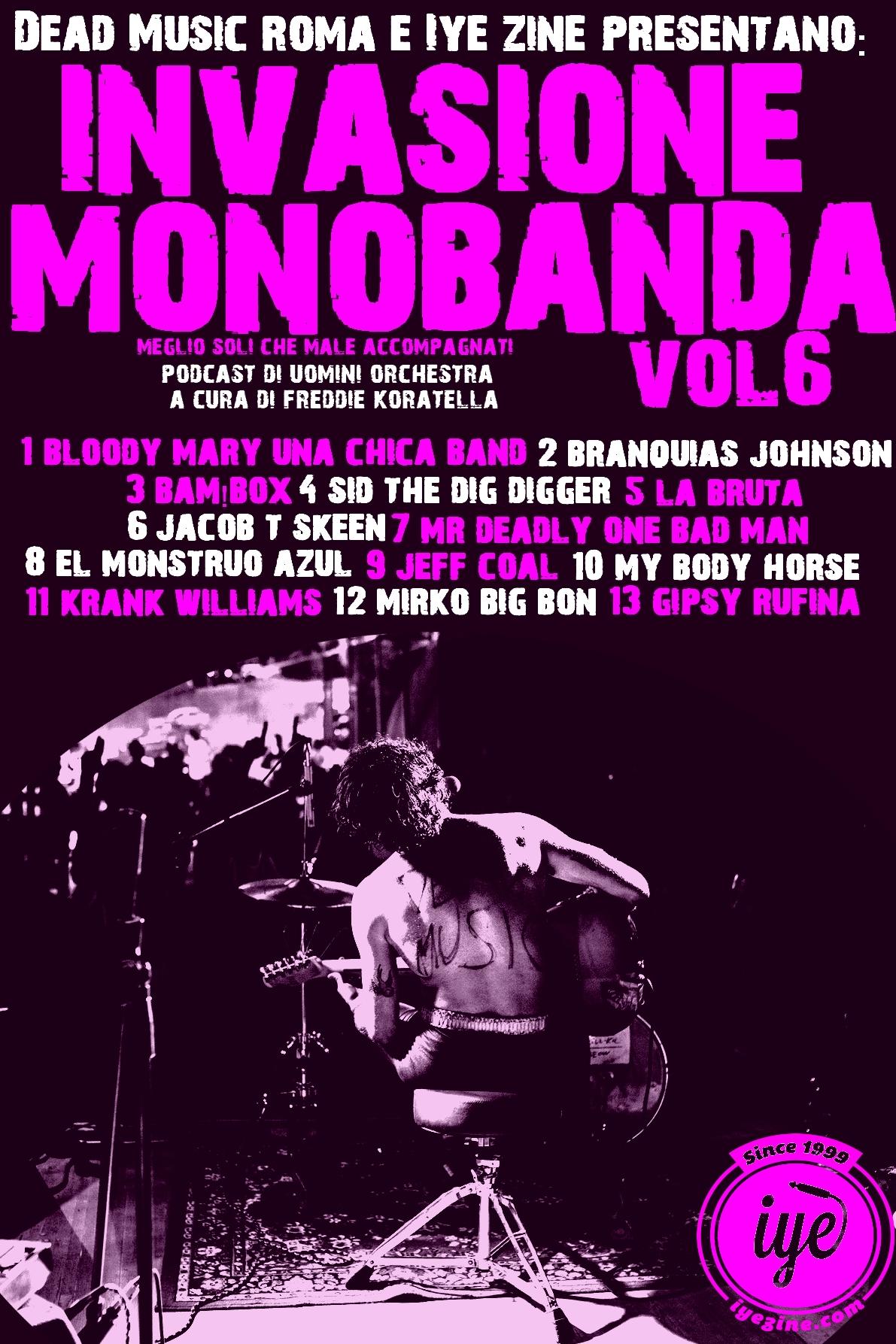 Invasione Monobanda vol. 6 1 - fanzine