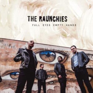 The Raunchies - Full Eyes, Empty Heads 8 - fanzine