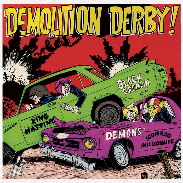 AA.VV. - Demolition Derby 1 - fanzine