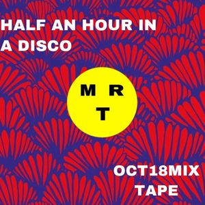 Half an hour in a disco by MR.T 2 - fanzine