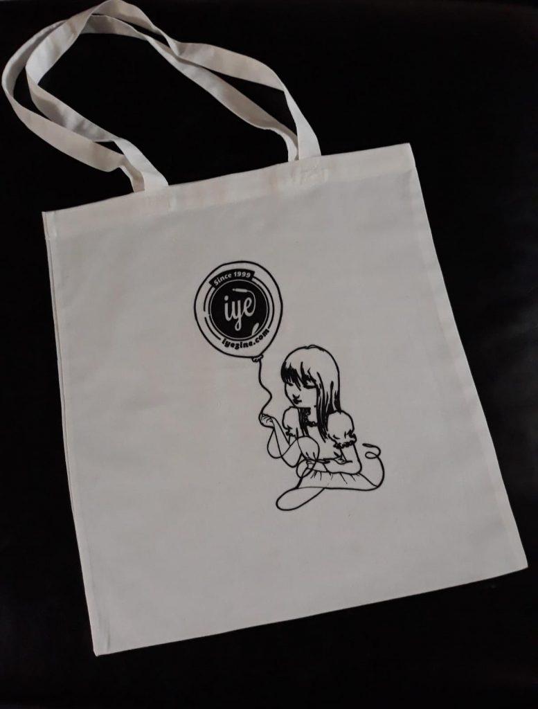 Shopping Bag 1 - fanzine