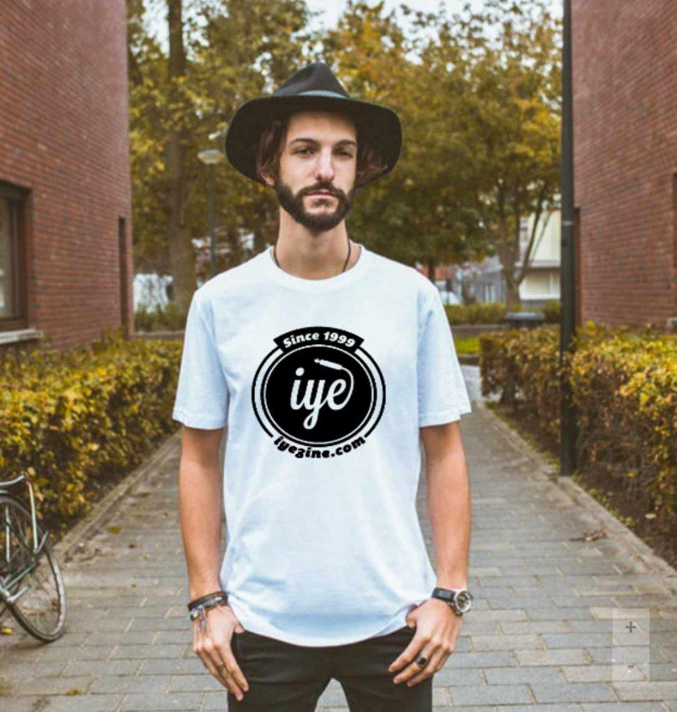 Tshirt logo 1 - fanzine
