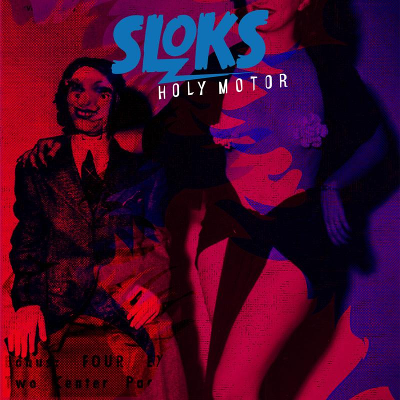 The Sloks - Holy Motor 1 - fanzine
