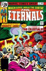 Gli Eterni di Jack Kirby 6 - fanzine