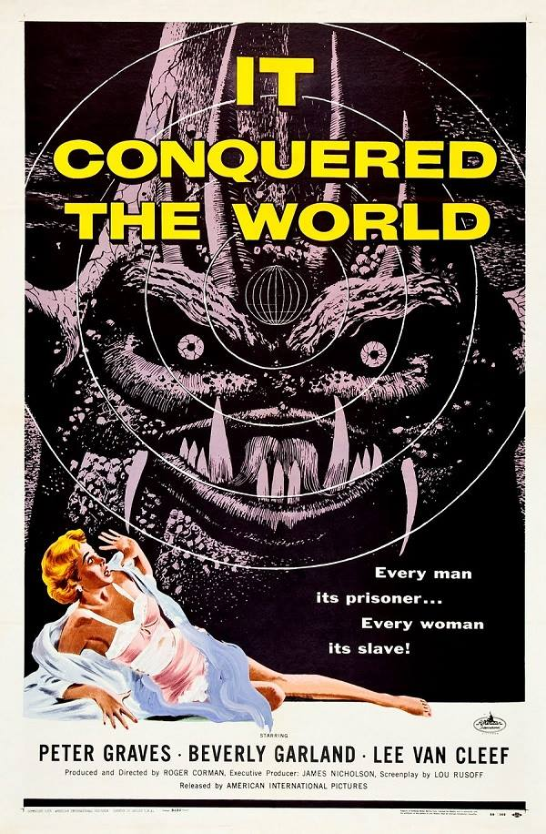 #TipsFromOuterSpace - It Conquered the World (Roger Corman, USA, 1956) 3 Iyezine.com
