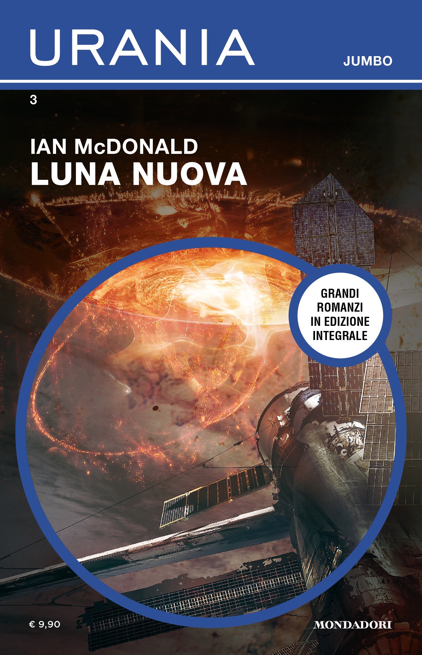 Luna Nuova di Ian McDonald 5 - fanzine
