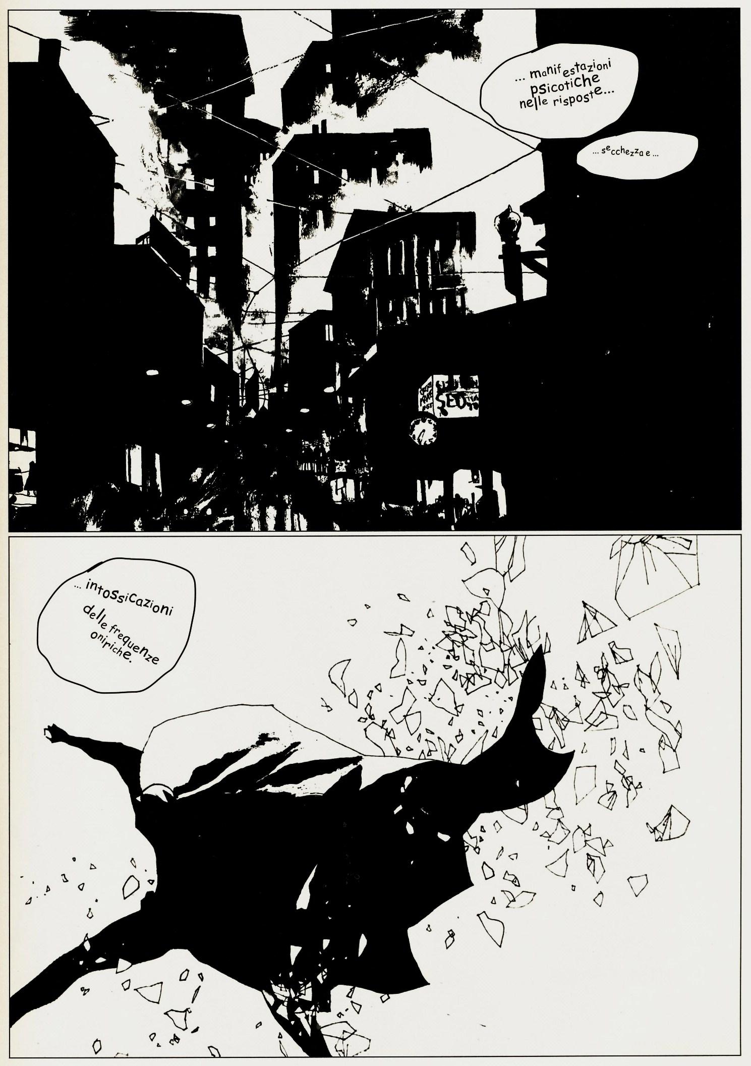 Perso nel bosco, di Dario Panzeri (Progetto Stigma / Eris Edizioni) 4 - fanzine