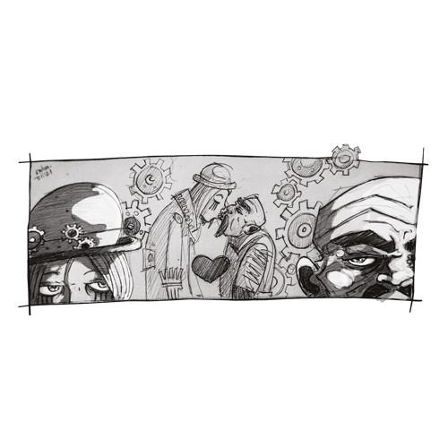 Springlynn & dads baubles, di Marco Viggi (LaPiccolaVolante, 2018) 5 - fanzine