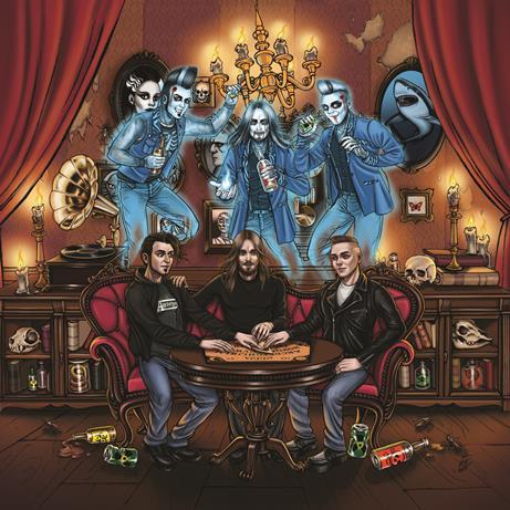 Motel Transylvania - Omonimo 3 - fanzine