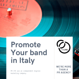 pr agency italy