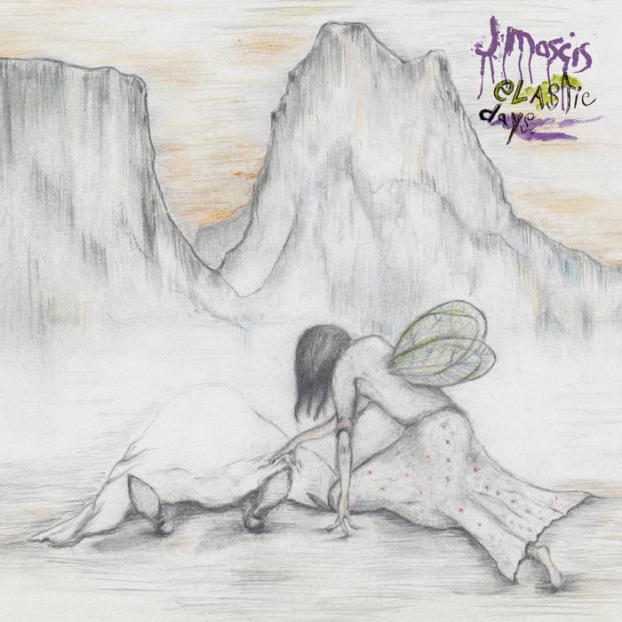 J Mascis - Elastic Days 1 - fanzine