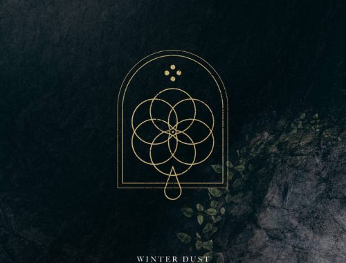 WINTER DUST - SENSE BY EROSION 1 - fanzine