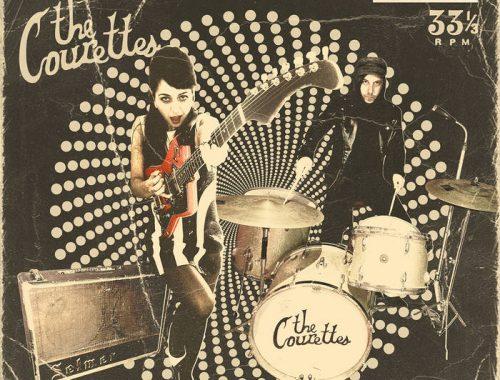 The Courettes - We Are The Courettes 1 - fanzine
