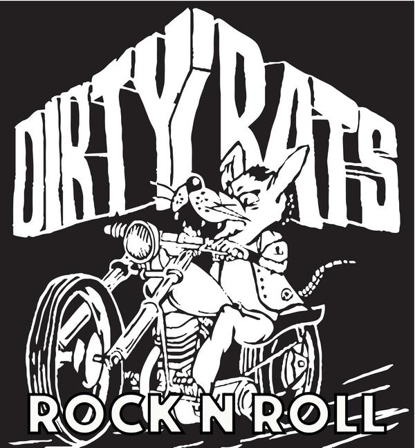 DIRTY RATS - ROCK N ROLL 1 - fanzine