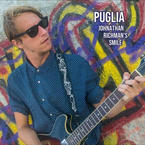 Puglia - Jonhathan Richman's Smile 1 - fanzine