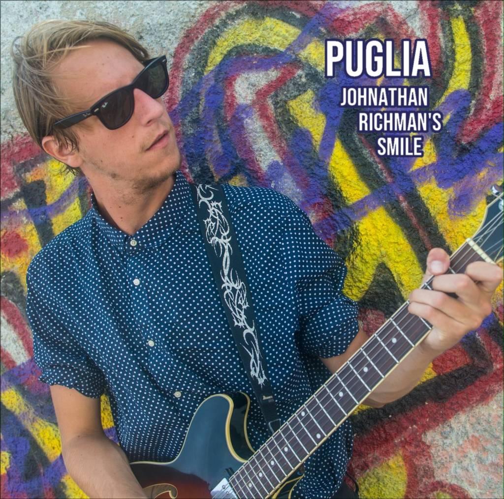 Puglia - Jonhathan Richman's Smile 5 - fanzine