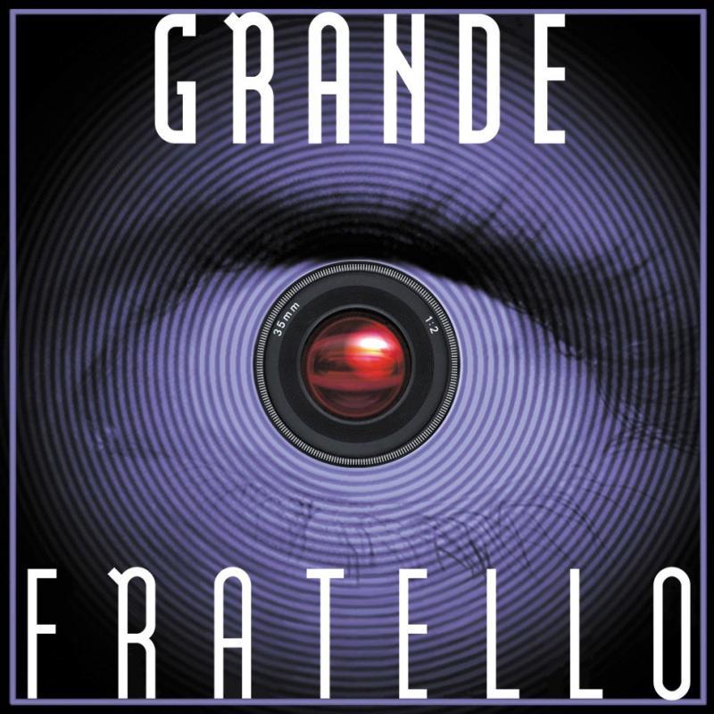 """L'imminente arrivo del """"Grande Fratello"""" 1 - fanzine"""