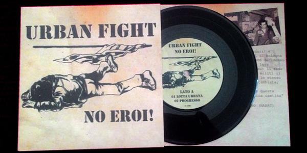 Urban Fight - No Eroi! 2 - fanzine