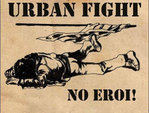 Urban Fight - No Eroi! 2 - fanzine