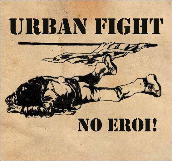 Urban Fight - No Eroi! 1 - fanzine