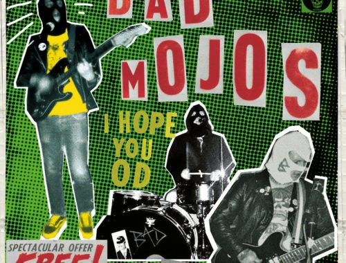 Bad Mojos - I hope you do 4 - fanzine