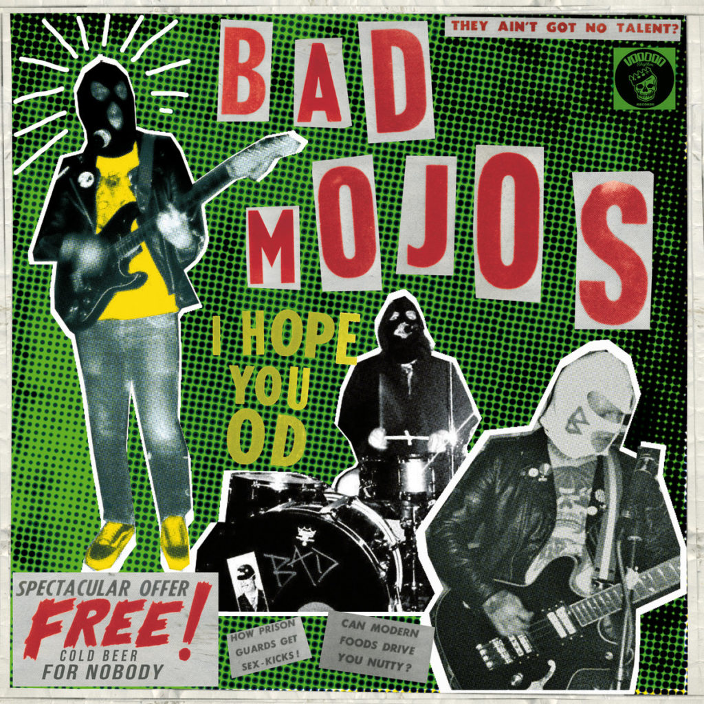 Bad Mojos - I hope you do 1 - fanzine