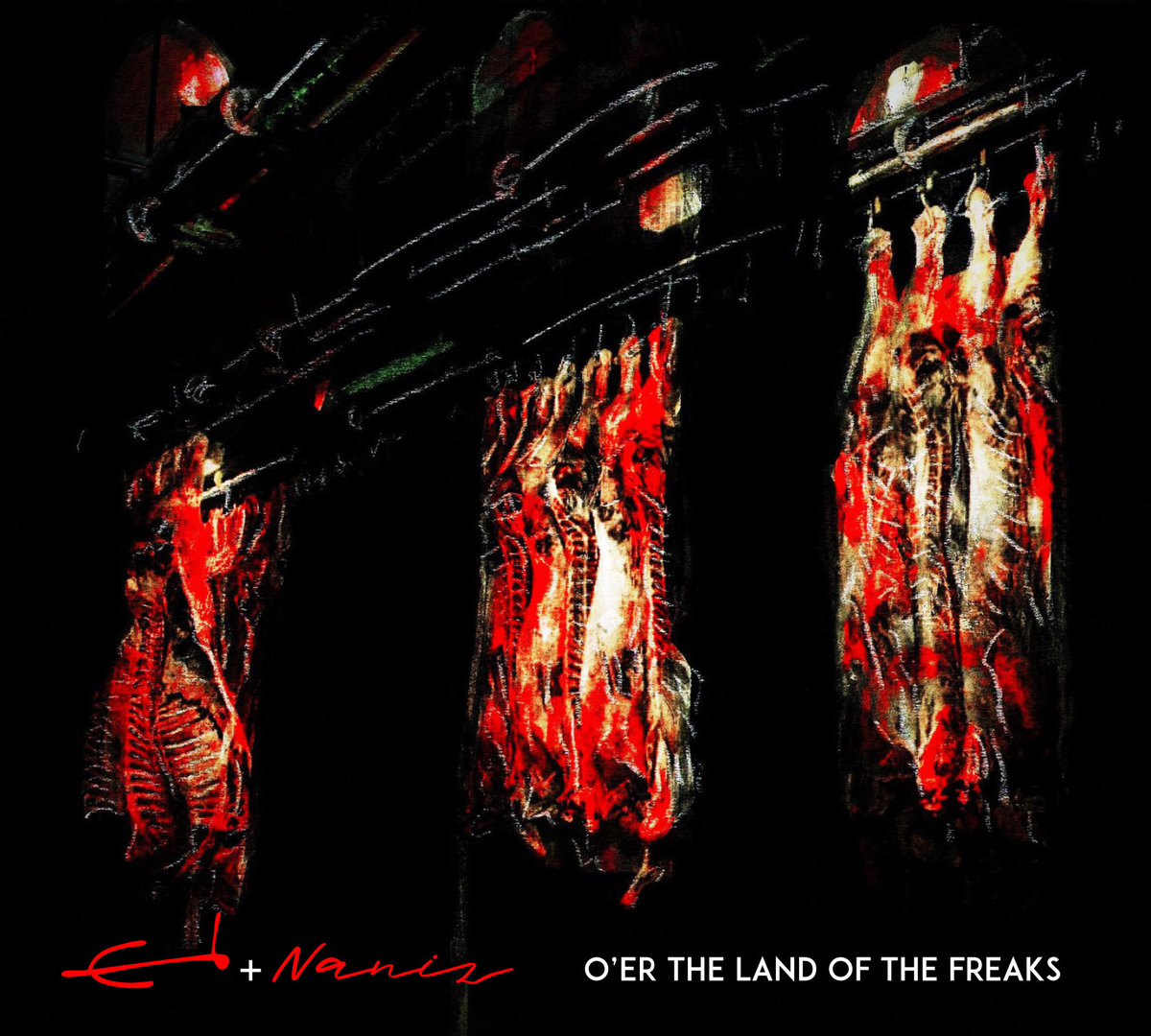 ESCLUSIVA: ENOMISOSSAB feat NANIZ O'ER THE LAND OF THE FREAKS 8 - fanzine