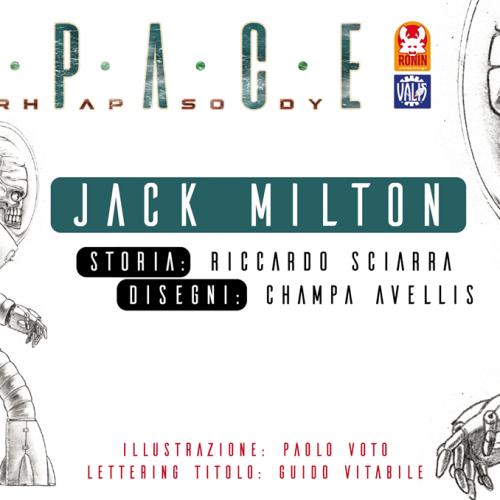 Space Rhapsody #1 - Jack Milton 6 - fanzine