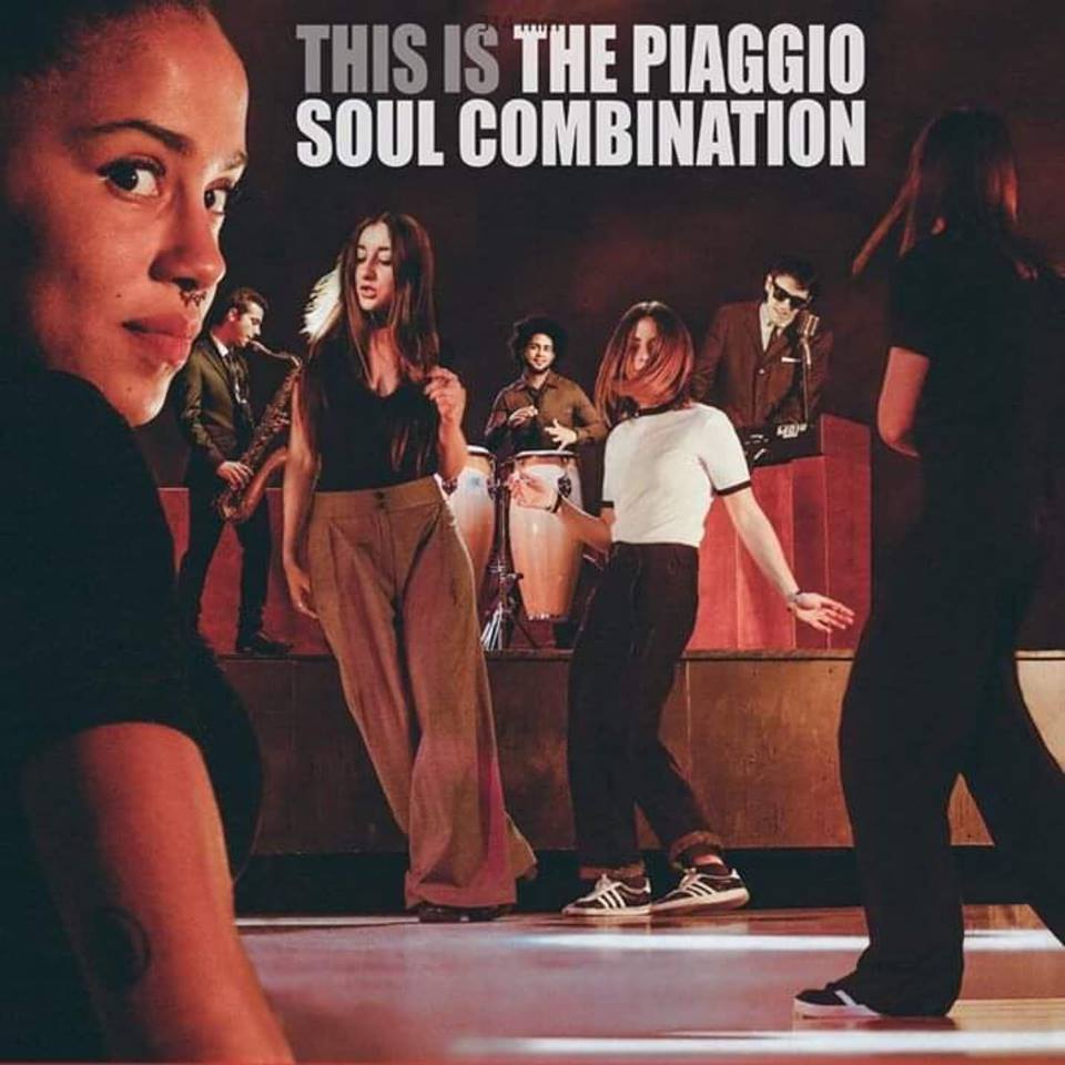 The Piaggio Soul Combination - This is The Piaggio Soul Combination 1 - fanzine