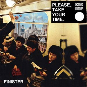 Finister - Please, Take Your Time 2 - fanzine