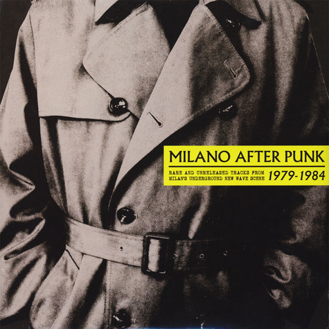 V/A - Milano After Punk 1979-1984 2 - fanzine