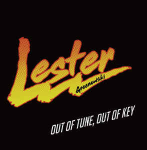 Lester Greenowski - Out Of Tune, Out Of Key 1 - fanzine