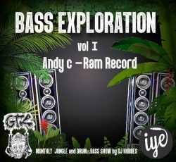 Bass Explosion Vol I - DJ Andy C- RAM Records 2 - fanzine