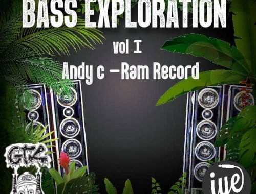 Bass Explosion Vol I - DJ Andy C- RAM Records 9 - fanzine