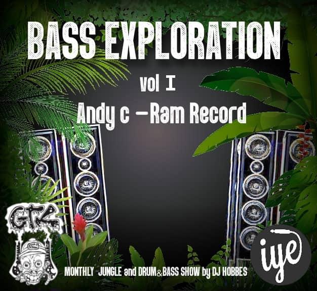 Bass Explosion Vol I - DJ Andy C- RAM Records 10 - fanzine