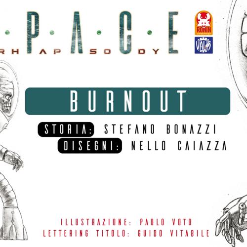 Space Rhapsody #2 - Burnout 4 - fanzine