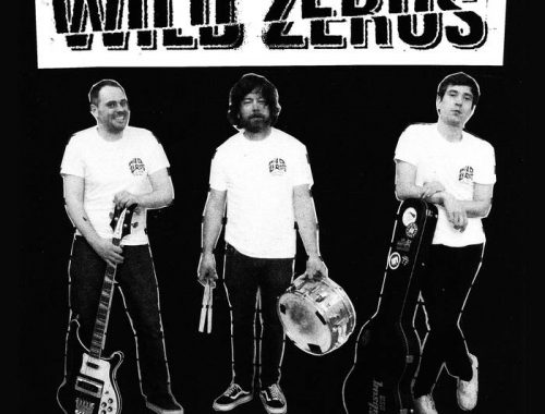 Wild Zeros - Teenage Lifestyle 1 - fanzine