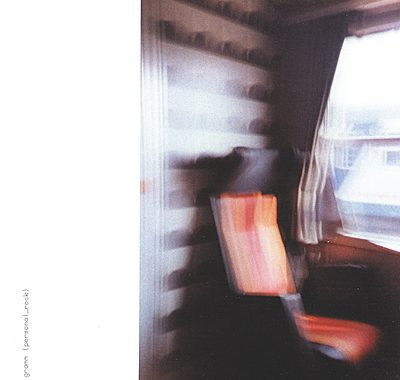 Gramm - Personal Rock 8 - fanzine
