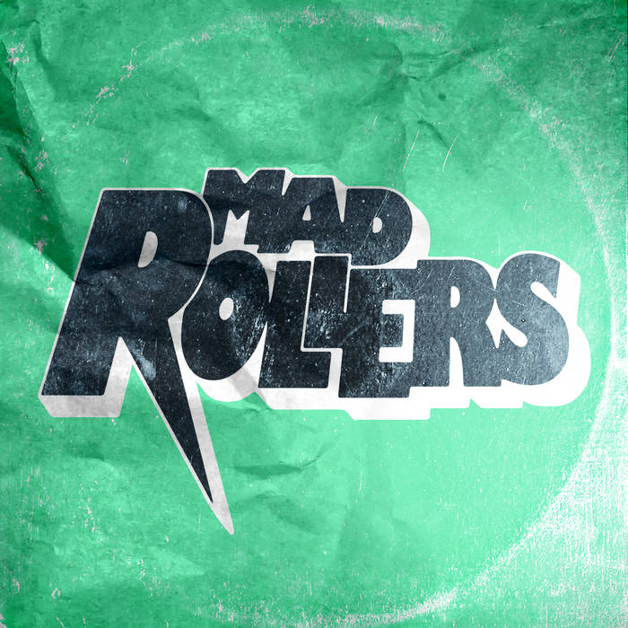 "Mad Rollers - Frenk / Let Me Fly 7"" 5 - fanzine"